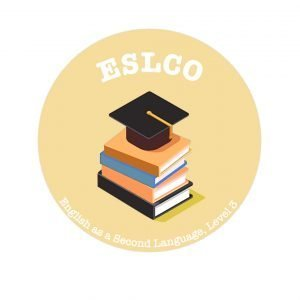 ESLCO: English as a Second Language Level 3