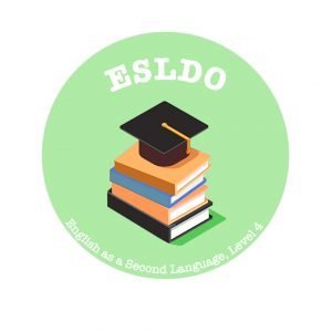 ESLDO: English as a Second Language Level 4