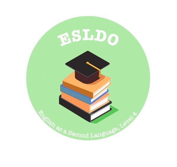 ESLDO: English as a Second Language Level 4